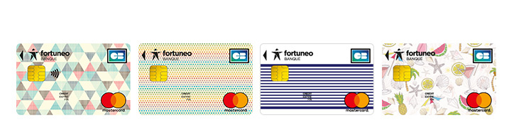 cartes fortuneo