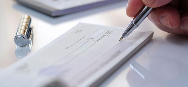 Quelles sont les conséquences d'un chèque sans solde ?