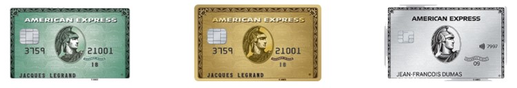 American Express fournies avec Fortuneo